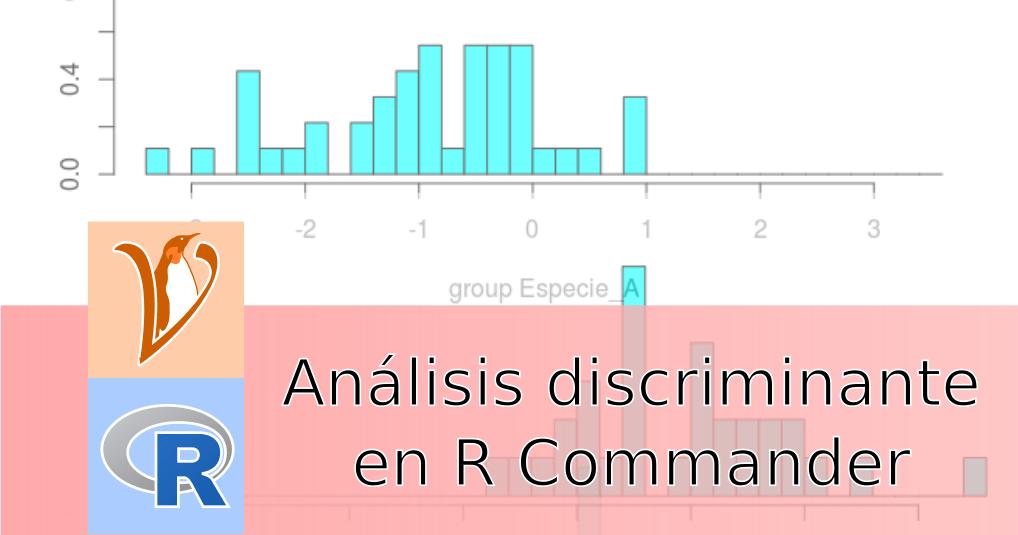 Realizar un análisis discriminante en R de un modo fácil con la función lda