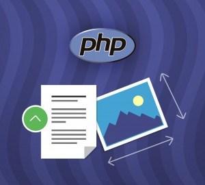 Taller de PHP: Subir documentos y manipular imágenes