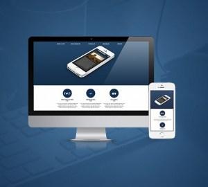 Crear una página de destino con HTML5