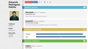 ASP NET MVC 5 (C #): Desarrollar un portafolio profesional