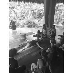 Cufitra Class in the Dojo