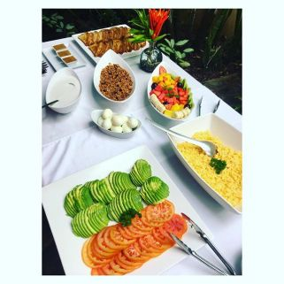 Healthy Spread for Cufitra Retreat
