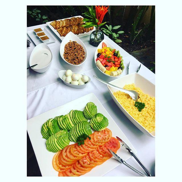 Healthy Spread for Cufitra Retreat