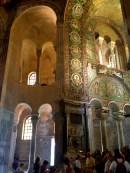 The Basilica of San Vitale.