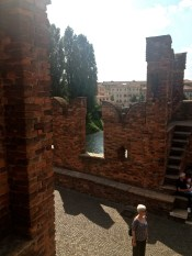 Old Bridge in Verona.