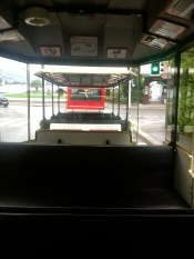 Tourist Tram.