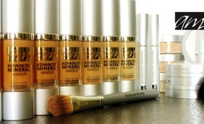 Advanced Mineral Makeup Liquid Mineral Foundation