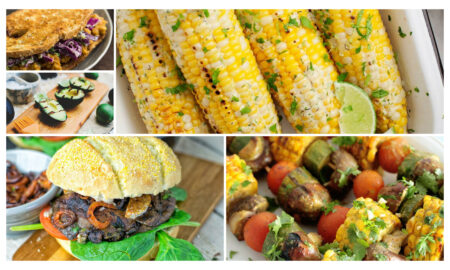 10 Best Vegan Recipes to Grill on Memorial Day