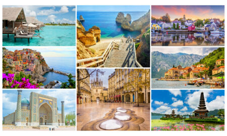 50 Destinations Around the World to See This Summer
