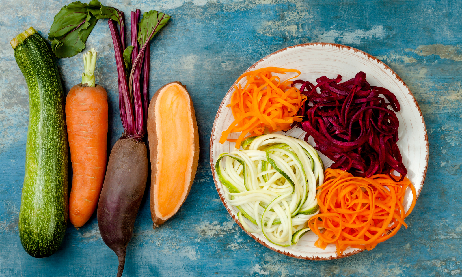 These Are the Best Vegetables to Replace Your Carbs