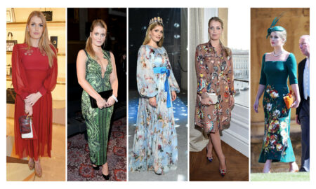 15 Best Looks by Lady Kitty Spencer