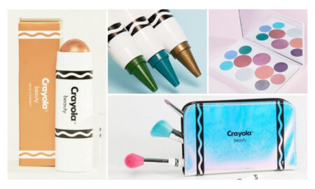 Crayola & ASOS Collab for a New Beauty Line!