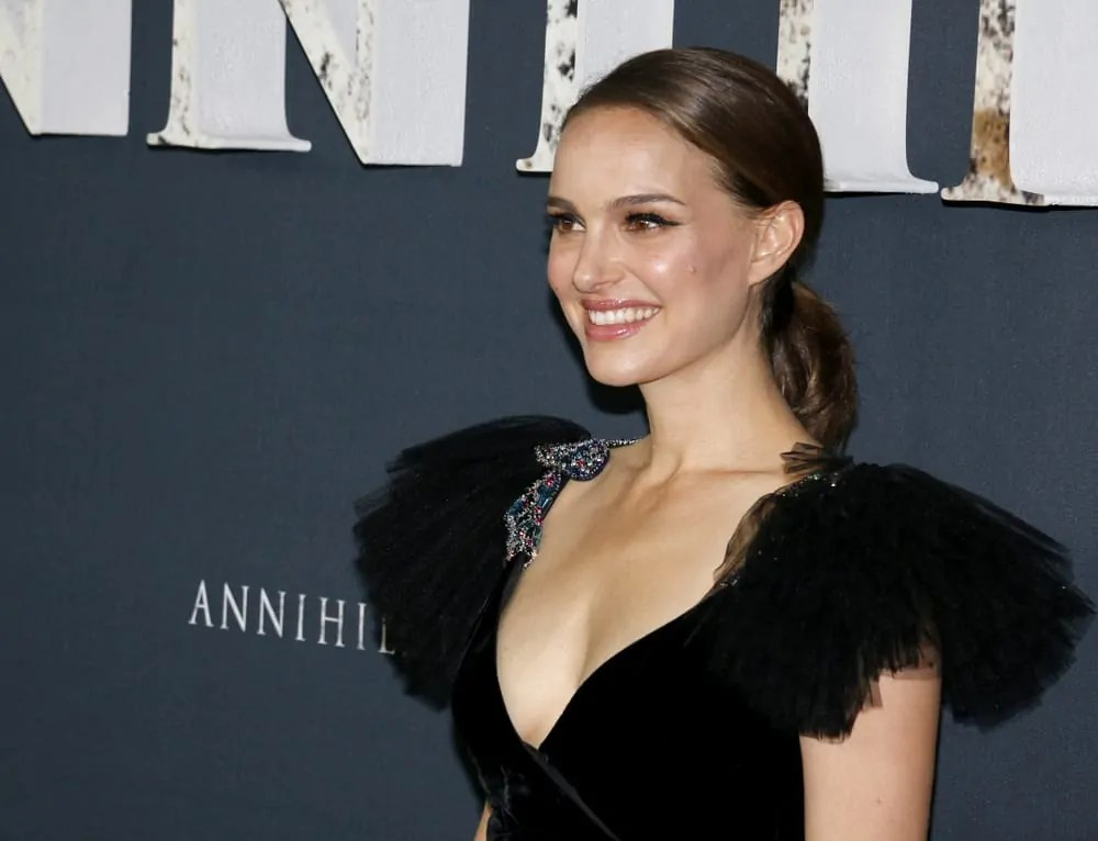 Natalie Portman Says It's Her 'Dream' to do a Vegan Cooking Show