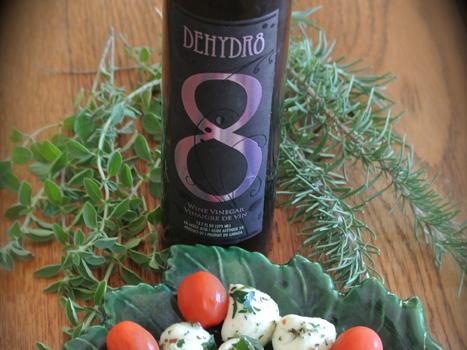 Bottle of Minus 8 Dehydrate