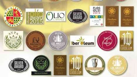 awards basilippo olive oil