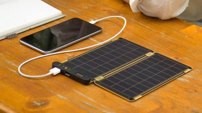 Resultado de imagen de energia solar para smartphone
