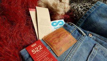 Levi lança nova coleção masculina de jeans feita de redes de pesca velhas 7f5027e7695