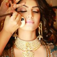 Indian Bride Hair and Makeup