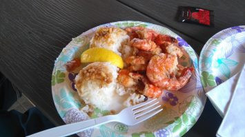 Shrimp Scampi - Giovanni's