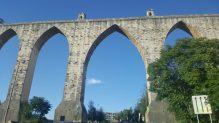 Aguas Livres Aqueduct
