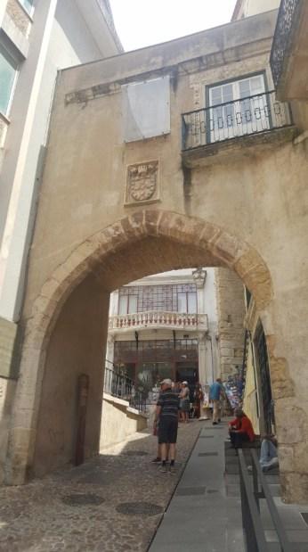 Porta de Barbacã
