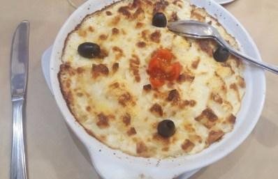 Bacalhau com Natas | Cod with Cream