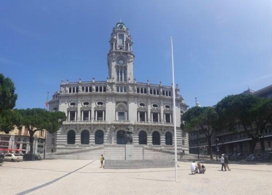 Porto City Hall | Prefeitura