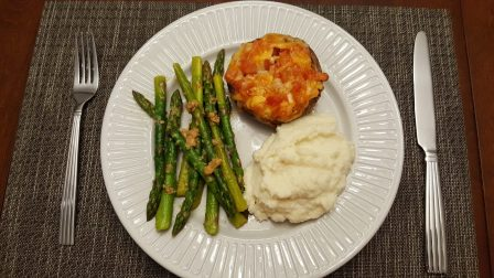 Serve and enjoy! | Sirva e bom apetite!