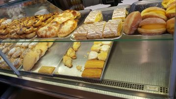 Pastries at Fradinho | Doces do Fradinho