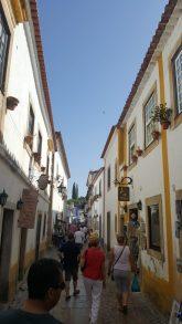 Óbidos main street | rua principal
