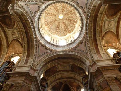 Mafra Basilica Ceiling | Teto