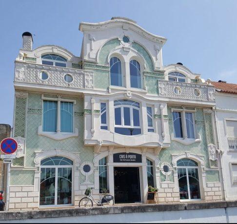 Art Noveau Building   Prédio