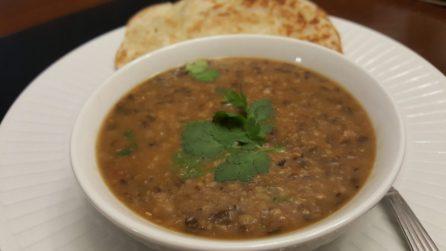 Bean Soup with Indian Spices | Sopa de Feijão com Tempero Indiano
