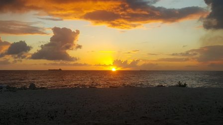 Curaçao ~ Sunset | Por do sol