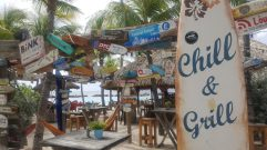 Mambo Beach / Chill Beach Bar & Grill - Curaçao