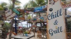 Mambo Beach / Chill Beach Bar & Grill - Curaçao
