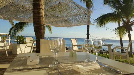Terrace Restaurant - Catalonia Royal La Romana