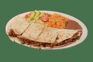 Large Quesadilla - Viva Jalisco Restaurant