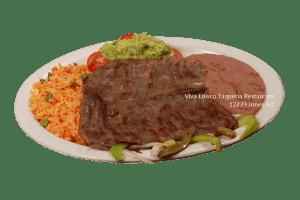 Carne Asada - Viva Jalisco Restaurant