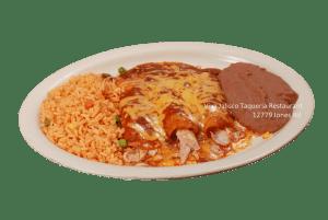 Enchiladas - Viva Jalisco Restaurant