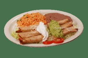 Flautas - Viva Jalisco Restaurant
