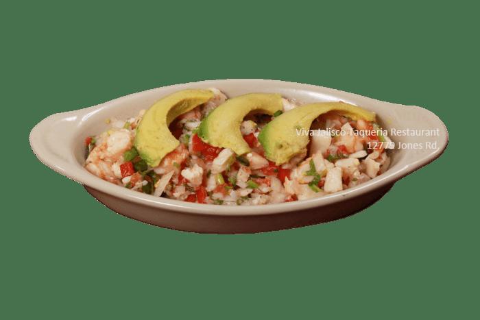 Orders de Ceviche - Viva Jalisco Restaurant