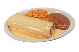 Viva el Burrito - Viva Jalisco Restaurant