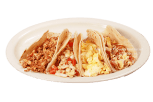 Breakfast Tacos - Viva Jalisco Restaurant