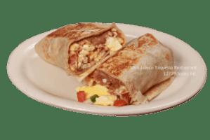 Burrito - Viva Jalisco Restaurant