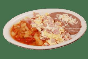 Ham & Eggs - Viva Jalisco Restaurant