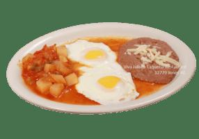 Huevos Rancheros - Viva Jalisco Restaurant
