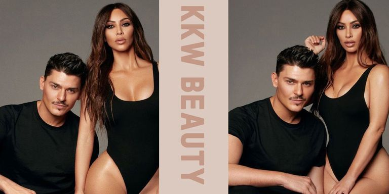 FIRST LOOK: MARIO X KIM KARDASHIAN WEST BEAUTY COLLABORATION!