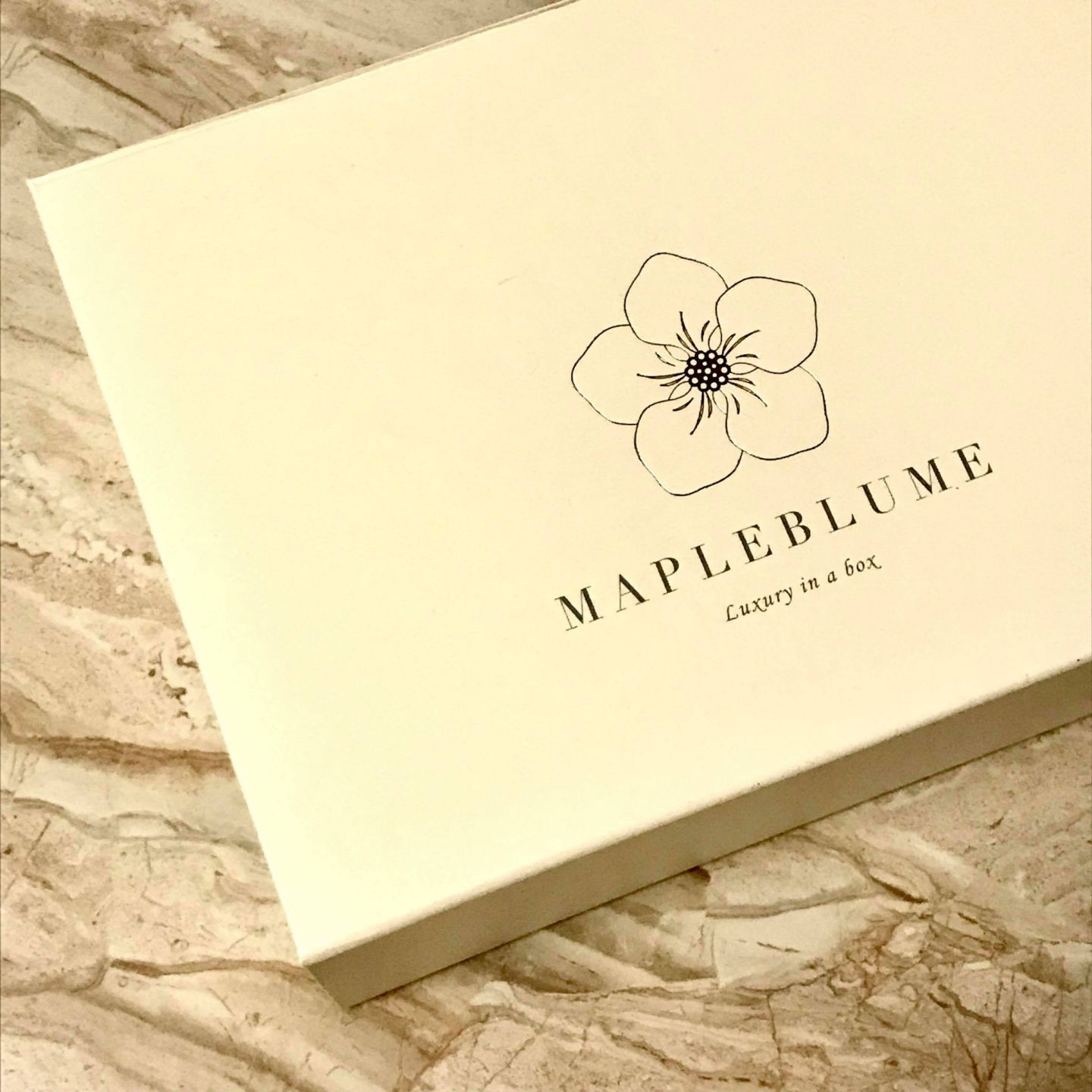 mapleblume subscription box