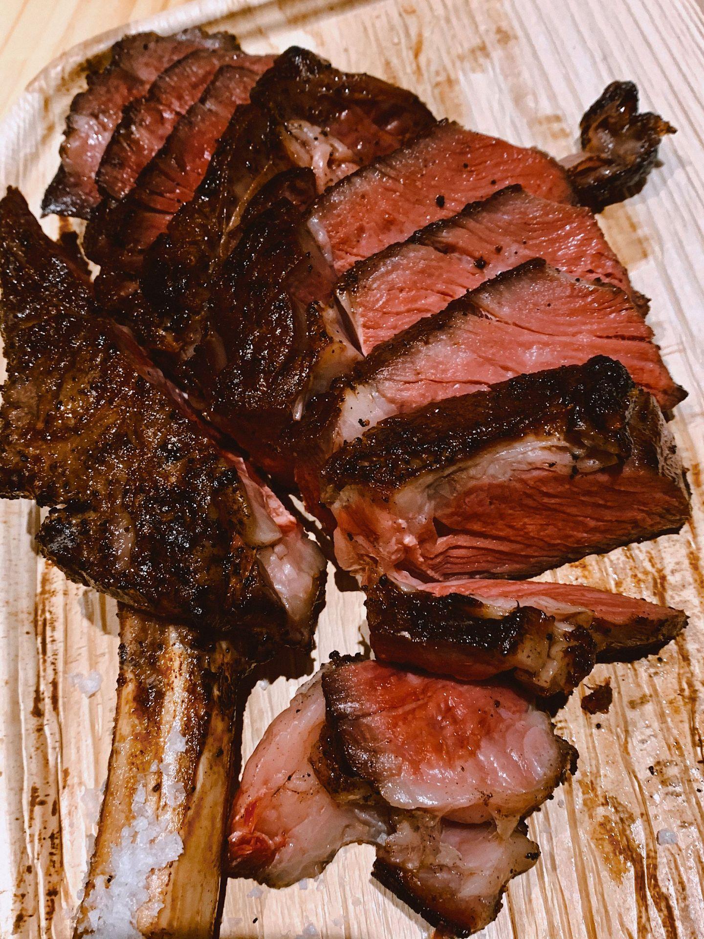 40 oz creek stone steak
